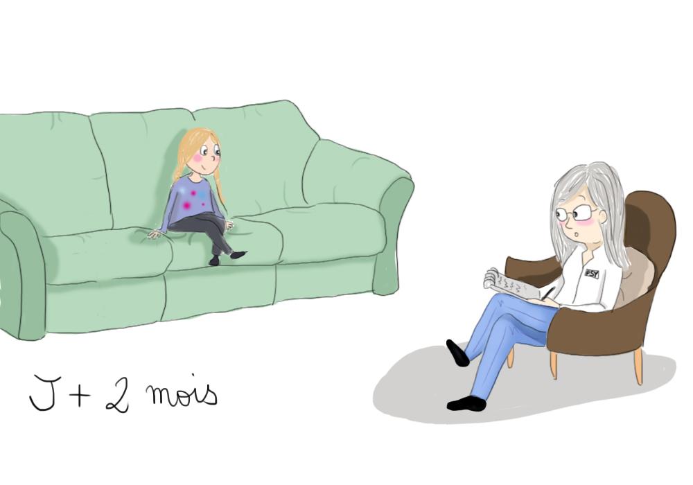 enfant chez le psychiatre