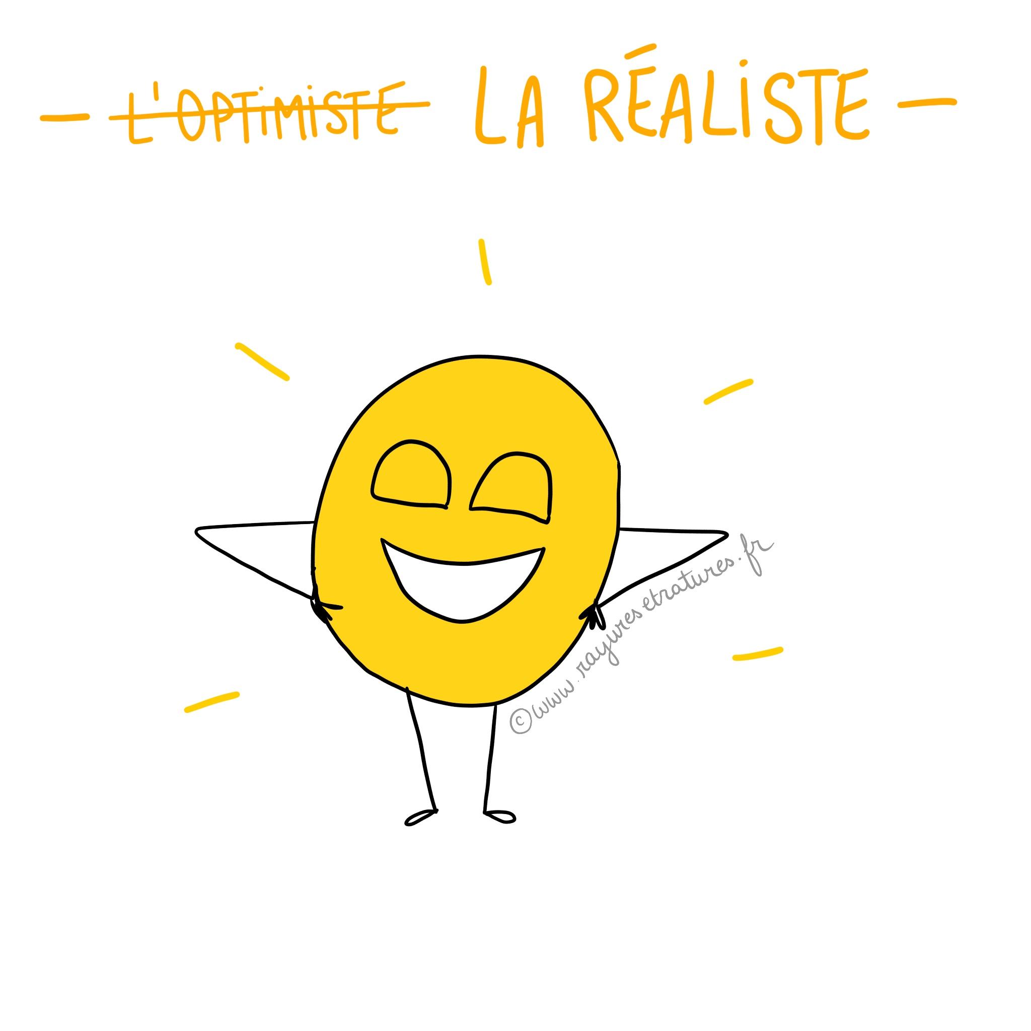 optimiste réaliste
